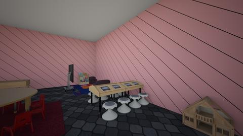 class work - Kids room - by GWMQJKTWYNLMZFWPLFDRWLPRHECMLKH