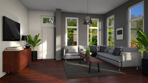 livingroom - by Dayanna Vazquez Sanchez