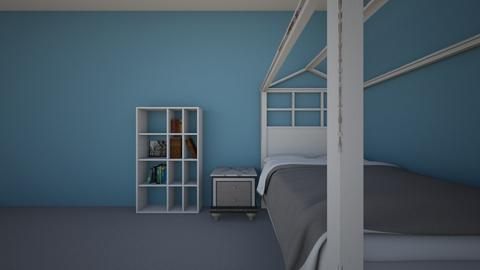 Dream Bedroom - Bedroom - by epicpen