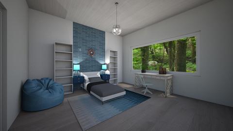 Ellie - Bedroom - by RhonaFiles