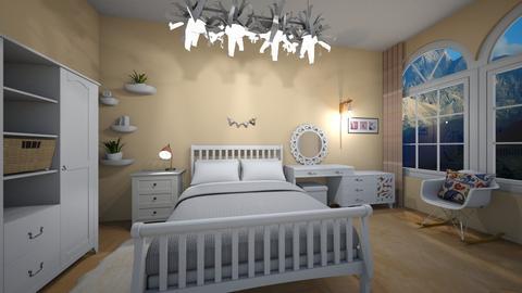 Italien - Modern - Bedroom - by Twerka