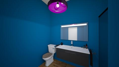Single roomyttytyty - Modern - Bedroom - by Humbza55