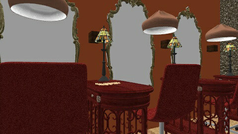 morrocan style hair salon - Rustic - by Aliceoatley222