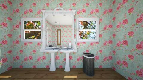 Bathroom 1 - Bathroom - by Mohamed Zeyada