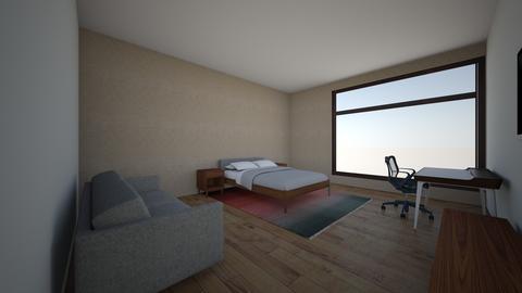 Miguel Antor recamara - Bedroom - by karlitajmlm