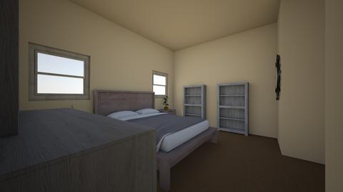 Bedroom - Bedroom - by St0rmSlaSh