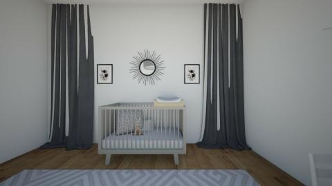 Relaxing - Modern - Kids room - by Katiemichellegilbert