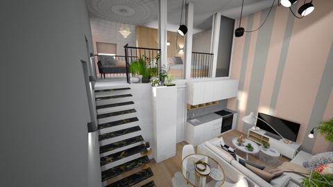 Apartament Mezanin - by Vlad Silviu