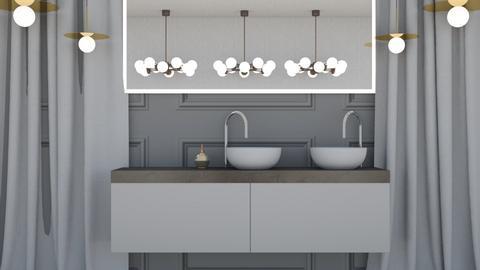 coconut - Minimal - Bathroom - by thelmatt