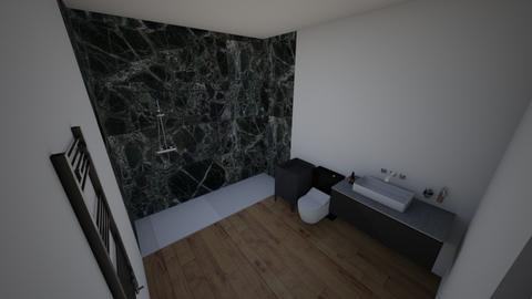 Bungalow bathroom - Bathroom - by bwasher