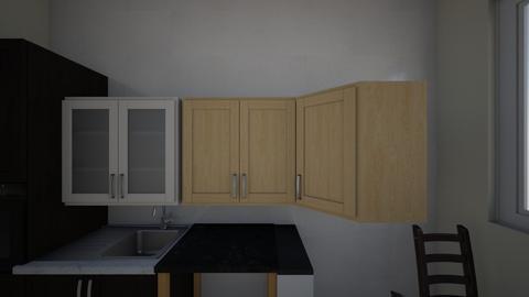 konyha4 - Kitchen - by cserfa13