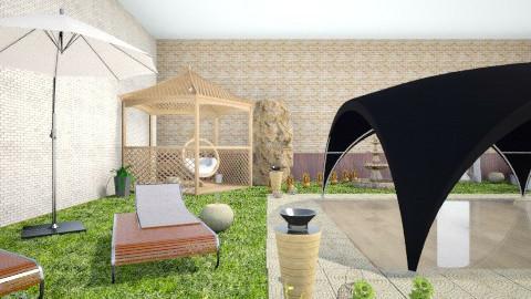Indoor_Garden  - Country - Garden - by Gre_Taa