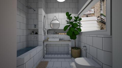 Casa329Bathroom - Bathroom - by nickynunes