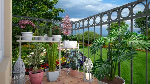 Treasure_Flowers - Garden - by Laurika