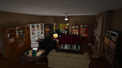 490 - Living room - by Jade Autumn