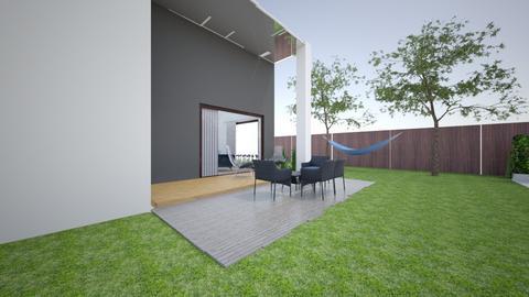 living - Living room - by czoriszka