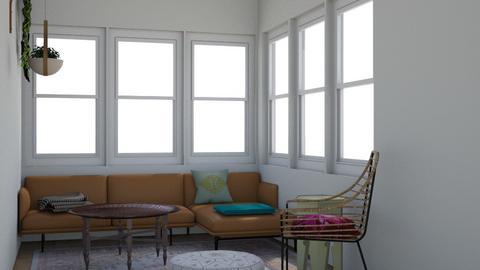 Bohemian Rhapsody - Living room - by Katie Whitley