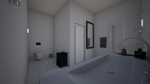 Bathroom - Modern - Bathroom - by Colby231