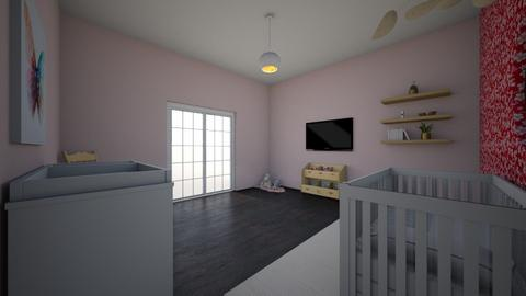 nursery - Kids room - by TheColorConsultant