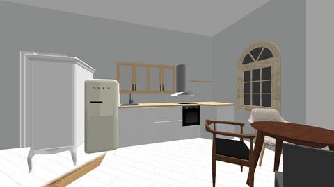 Nevskiy - Bathroom - by travina