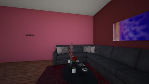Jade_Hoffman_Livingroom - Living room - by 20jhoffman