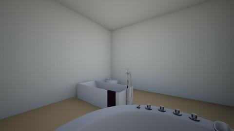 bathroom5 - Eclectic - Bathroom - by jonathan lear Flaum