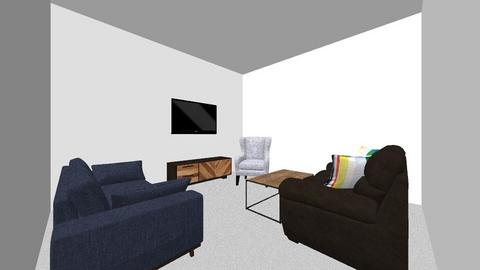 Cherry Home Glen Iris - Modern - Living room - by Pretzel2008