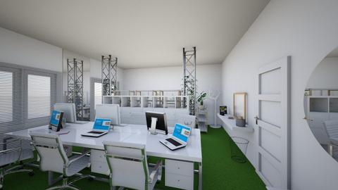 office _Clause_new1 - Modern - Office - by ksiaoggi