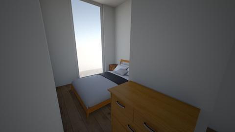 Bedroom principal - Bedroom - by duemed