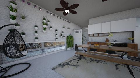 Boho Kitchen - by Design By Aafira