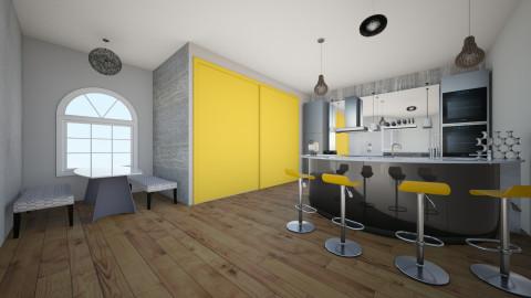 Kitchen - Glamour - Kitchen - by Kenzie_KO