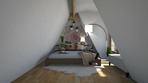 Attic Room - by MyRooms1300
