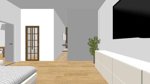 minimalistic apartment 2 - Glamour - by karinaoleneva