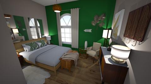 beach mood - Bedroom - by Adrii