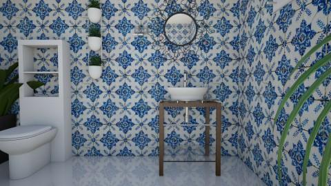 VintageArtBathroom other - Vintage - Bathroom - by yaizalloriginal