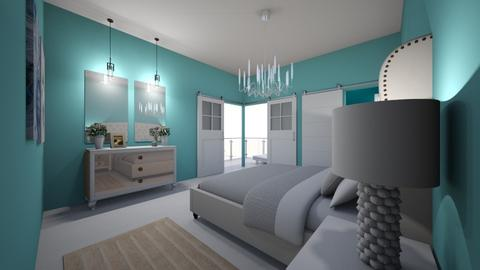 quarto de hospede - Glamour - by kelly lucena