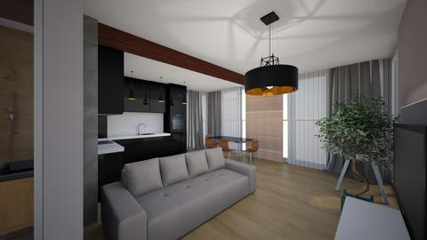 Vitalii Podoliukh - Modern - Living room - by podoliykh