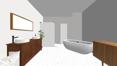 bathroom 2 - Bathroom - by Fewanneke