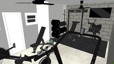Pool Gym - by rogue_62ed072649476d13ffdd68e05b8ff