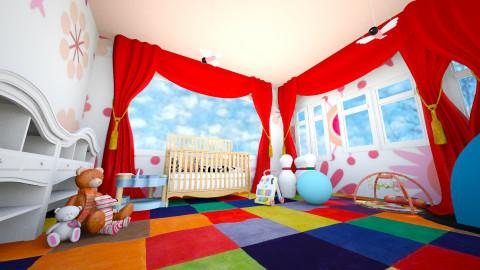 camera per bambino - Kids room - by ester helena de moraes cuomo