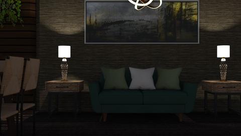 M_test - Living room - by milyca8