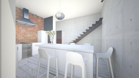 e - Retro - Kitchen - by ewcia11115555