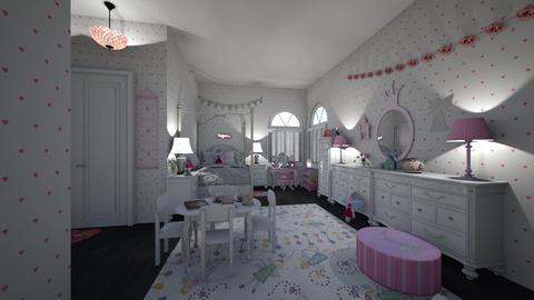fairy tale - Kids room - by hillygabe