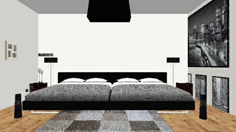 cubed - Bedroom - by Anmol Thomas