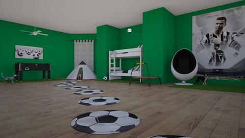 kids room - Bedroom - by Jennifer Baines