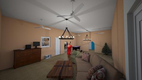 Interior design - by Tyler Shackelford