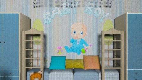 newborn665 - Bedroom - by Antica