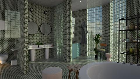 MCBathroom - Bathroom - by ZuzanaDesign