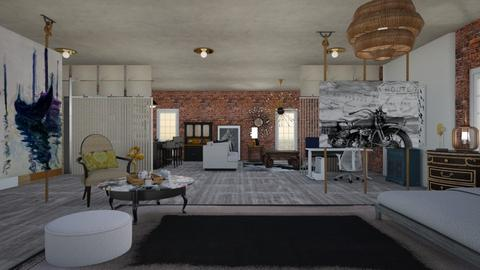 New apartment  - Eclectic - by Tree Nut
