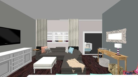 living room2 - by kristiderev